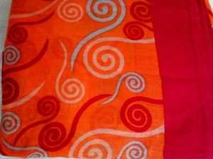 Хочу в подарок Красный шарф и сертификат! | Ярмарка Мастеров - ручная работа, handmade