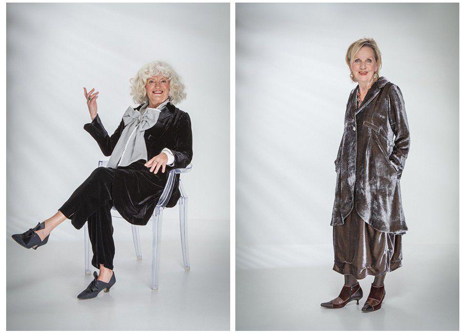 Свобода вне времени, стиль вне моды. Terry Macey и Angelika Elsebach, фото № 42