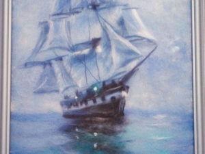Мечты о море. Ярмарка Мастеров - ручная работа, handmade.