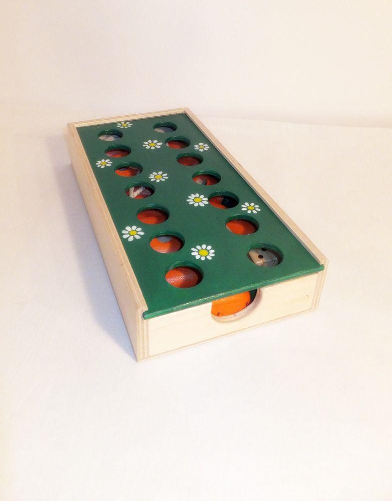 зайкины грядки, игра настольная детская, сортер морковки