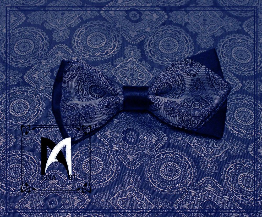 галстук бабочка на заказ