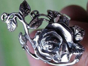 Марафон серебряных роз и не только. Ярмарка Мастеров - ручная работа, handmade.