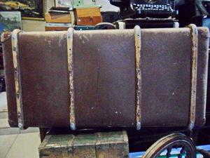 Трофейный чемодан. Германия. Ярмарка Мастеров - ручная работа, handmade.