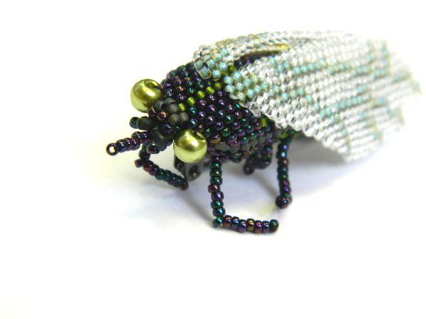 Жила-была... муха. Ещё пара слов о новинках. | Ярмарка Мастеров - ручная работа, handmade