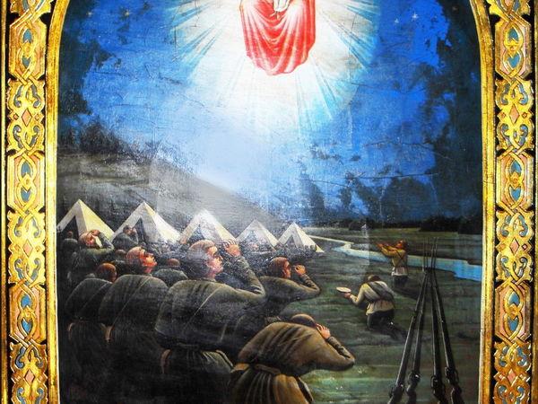 14 сентября празднование иконы Пресвятой Богородицы Августовская | Ярмарка Мастеров - ручная работа, handmade