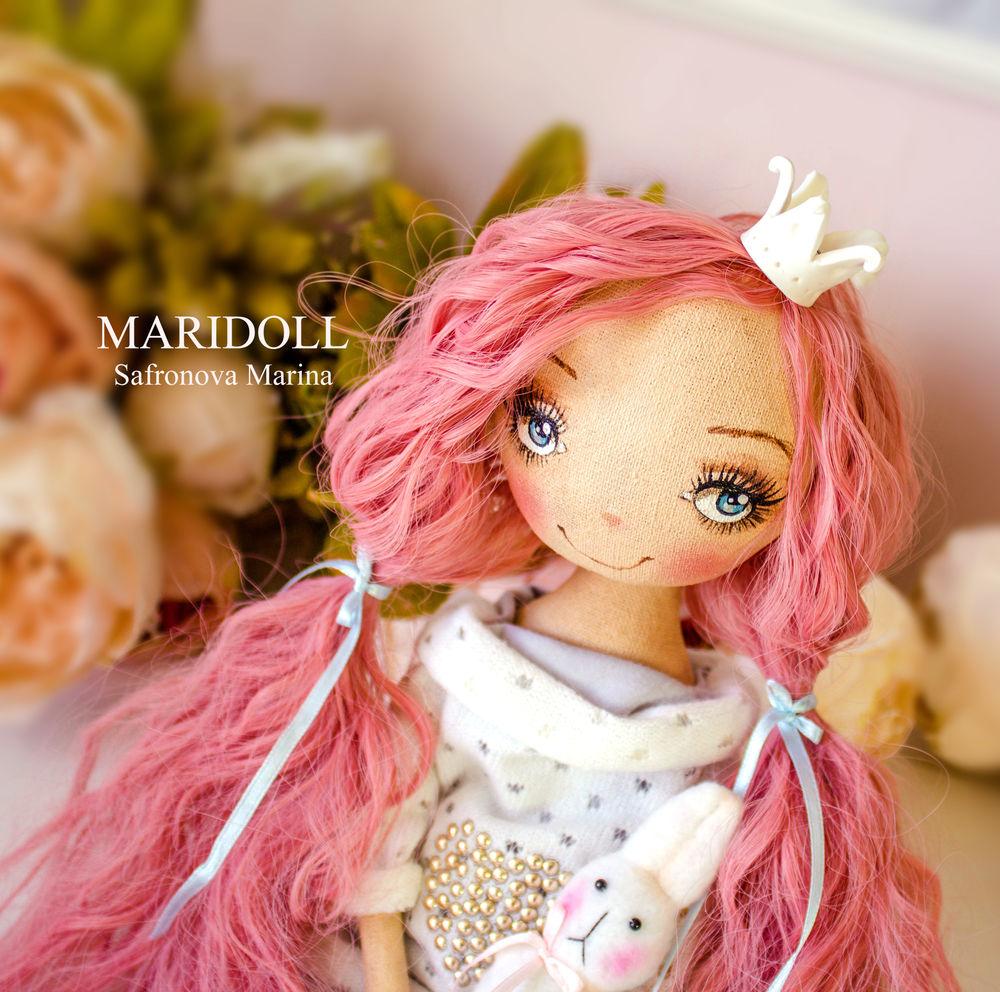 купить подарок дочери, купить интерьерная кукла