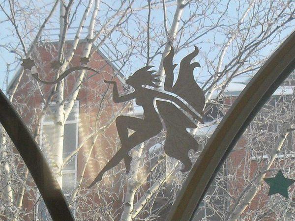 Узоры на окне   Ярмарка Мастеров - ручная работа, handmade