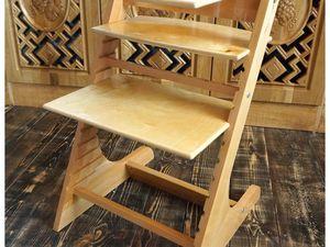 Растущий стул. Ярмарка Мастеров - ручная работа, handmade.