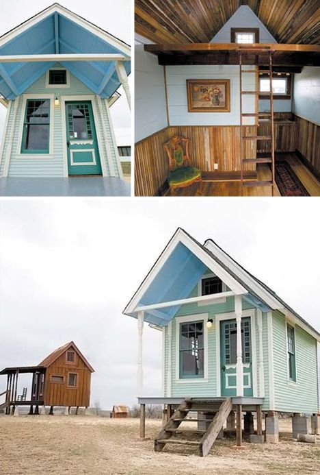 Pure Salvage: 10 Eclectic Tiny Homes Built with 99% Scrap