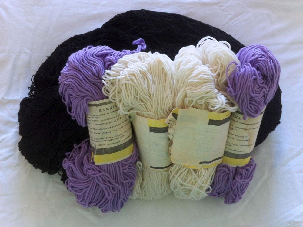 пряжа, пряжа для вязания, пряжа даром