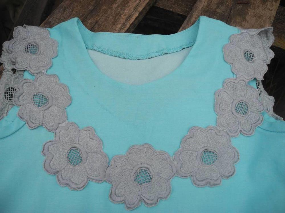 Платье с маминой вышивкой, фото № 1