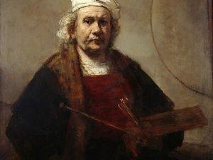 День рождения Рембрандта | Ярмарка Мастеров - ручная работа, handmade