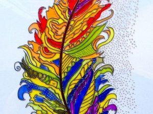 О стекле, мозаике и витражах. Ярмарка Мастеров - ручная работа, handmade.