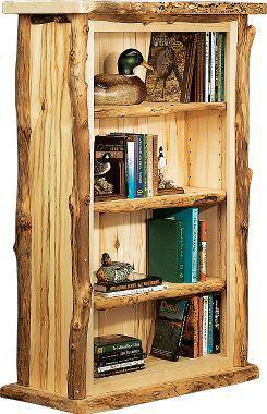 Cabela's Aspen 3-Shelf Bookcase