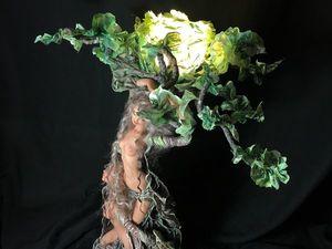 Дриады -авторский светильник на заказ. Ярмарка Мастеров - ручная работа, handmade.