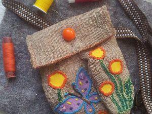 «Сумкавица»: шьем антикризисную сумку-чехол-пенал из рабочей рукавицы. Ярмарка Мастеров - ручная работа, handmade.