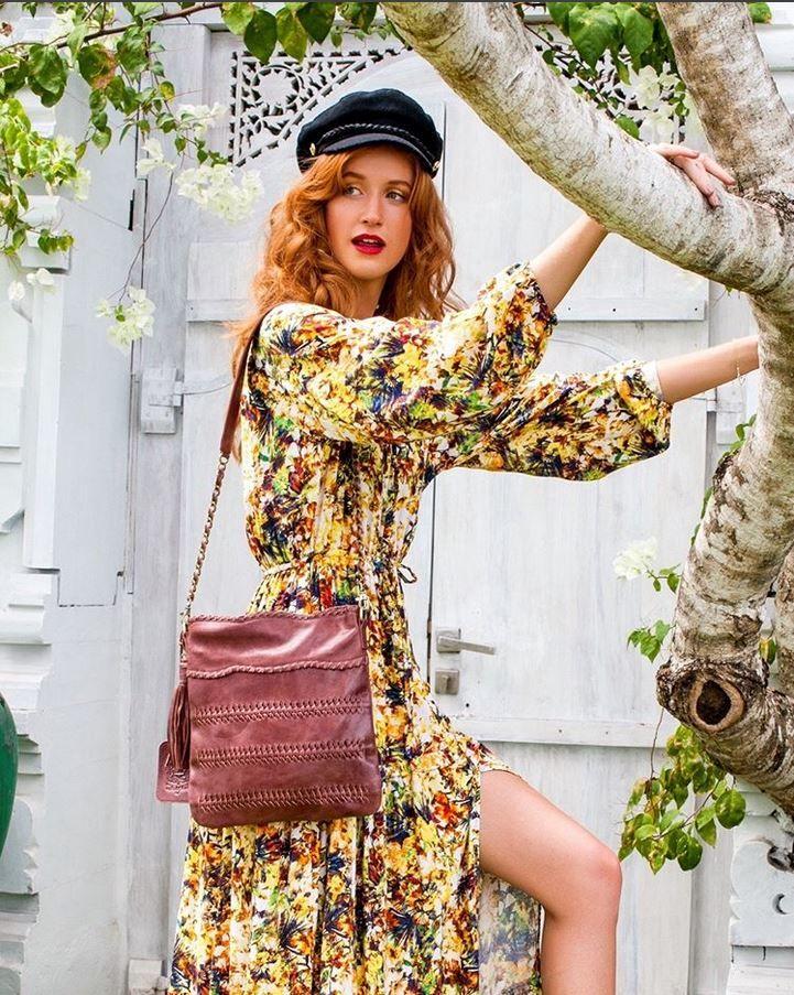 monaco, сумка кожаная, сумка ручной работы, стиль бохо, ретро, стильная сумка