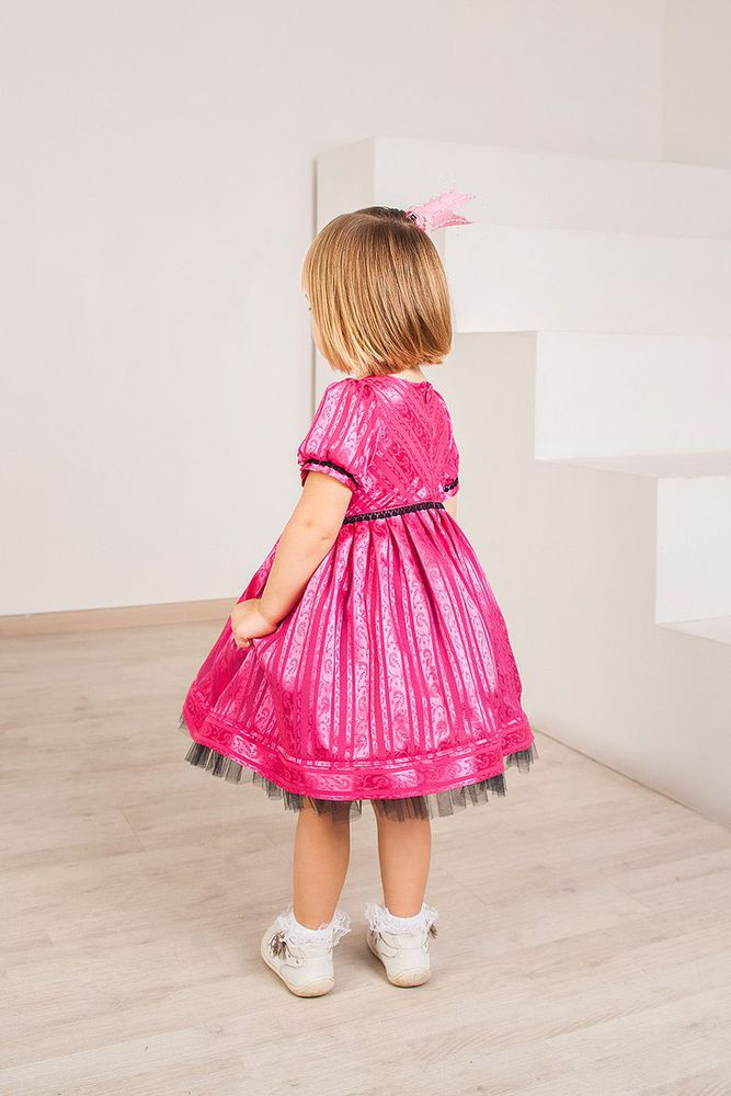 акуии, платья на праздник, детское платье