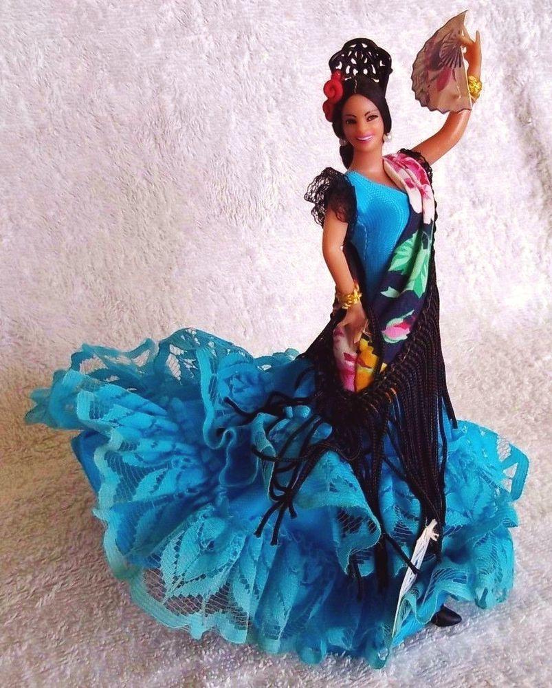 Чувственные куклы фламенко в образе Carmelita Geraghty, фото № 22
