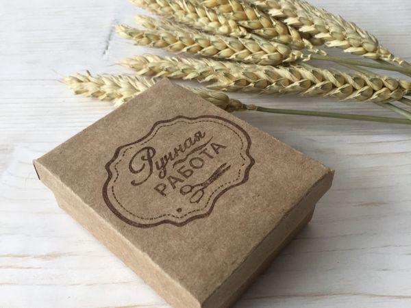 Создаем коробку для броши. Ярмарка Мастеров - ручная работа, handmade.