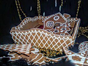 Имбирные пряники | Ярмарка Мастеров - ручная работа, handmade