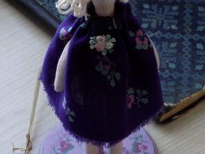 В магазине новая куколка Феечка!. Ярмарка Мастеров - ручная работа, handmade.