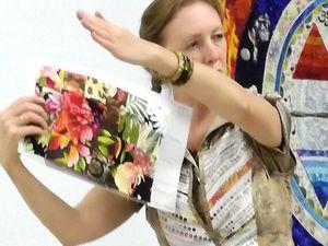 Как шить лоскутные вещи правильно, точно и красиво?. Ярмарка Мастеров - ручная работа, handmade.