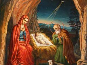 с Рождеством Христовым!. Ярмарка Мастеров - ручная работа, handmade.