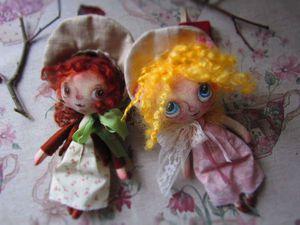 Сёстры Беннет:)... | Ярмарка Мастеров - ручная работа, handmade