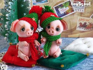 Предновогодний Конкурс Коллекций от Toyssoul!!!. Ярмарка Мастеров - ручная работа, handmade.