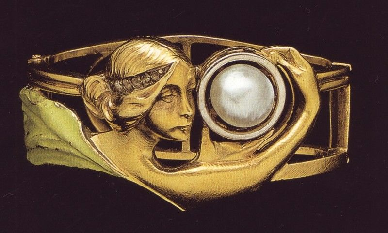 Ювелирное искусство Луиса Масриера — последователя Рене Лалика и главного представителя стиля ар нуво в Испании