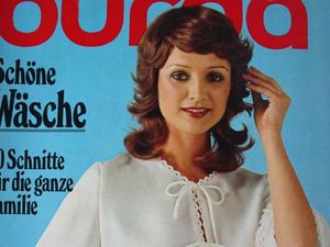 Burda — спец. выпуск —  Красивое  бельё — 1972. Ярмарка Мастеров - ручная работа, handmade.
