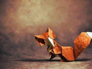 Мокрое оригами. Магия воды и бумаги. Ярмарка Мастеров - ручная работа, handmade.
