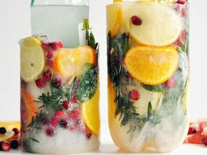 Ледяные корзины для бутылок   Ярмарка Мастеров - ручная работа, handmade