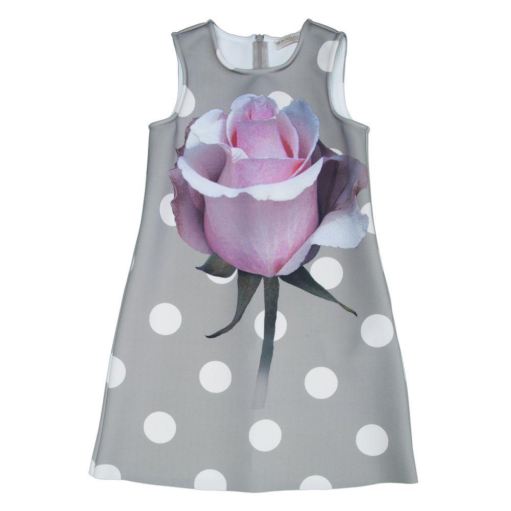 неопрен, платье для девочки