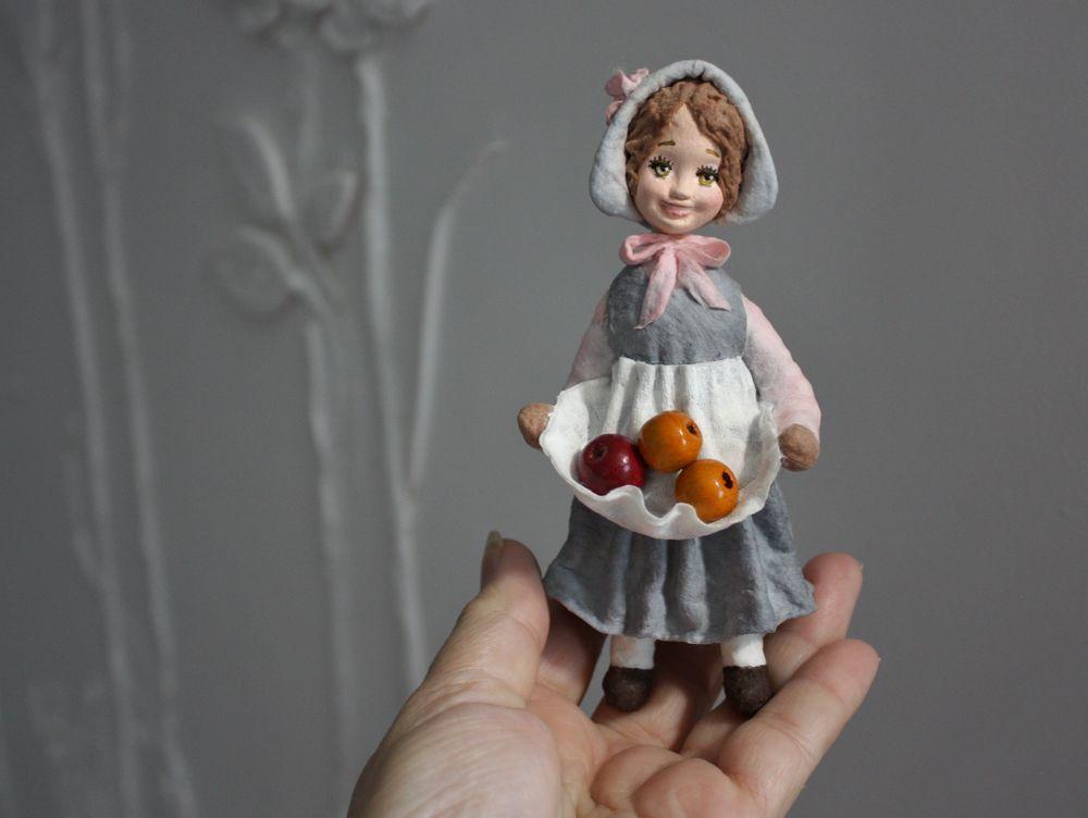 игрушки из ваты