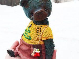 New Teddy Bear Проша..... Ярмарка Мастеров - ручная работа, handmade.