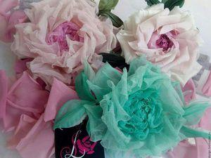 Весенние новинки!!!! Шелковые розы - для Милых Дам!!!   Ярмарка Мастеров - ручная работа, handmade