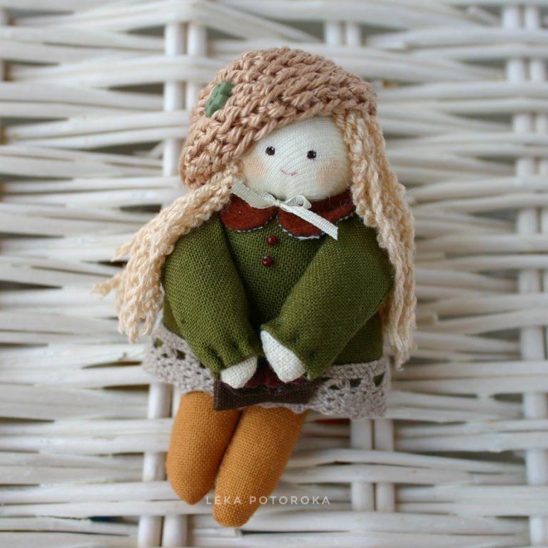 примитивная кукла, кукла в подарок