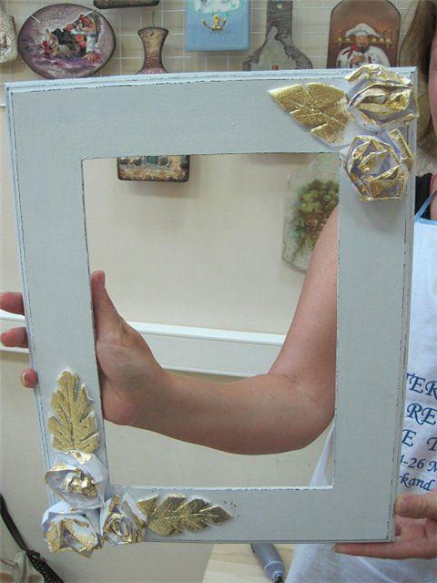 Фото декора багета своими руками 23