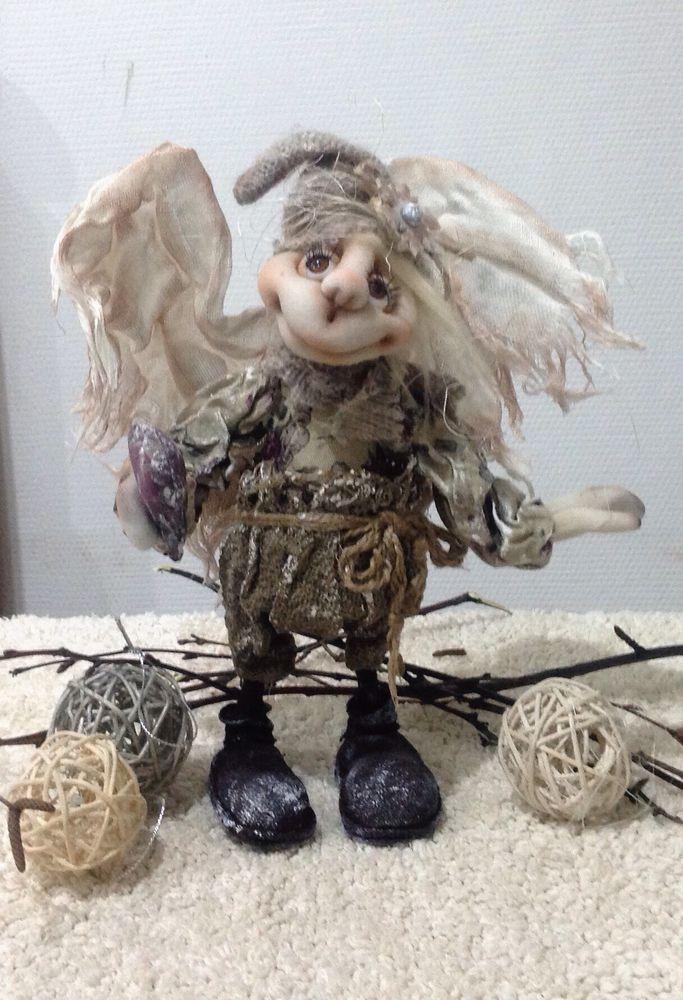 кукла, игрушка текстильная