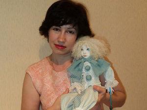 Мои будуарные куклы. Ярмарка Мастеров - ручная работа, handmade.