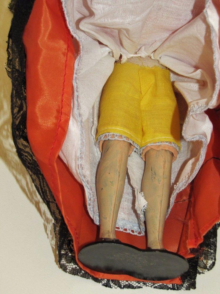 Чувственные куклы фламенко в образе Carmelita Geraghty, фото № 15