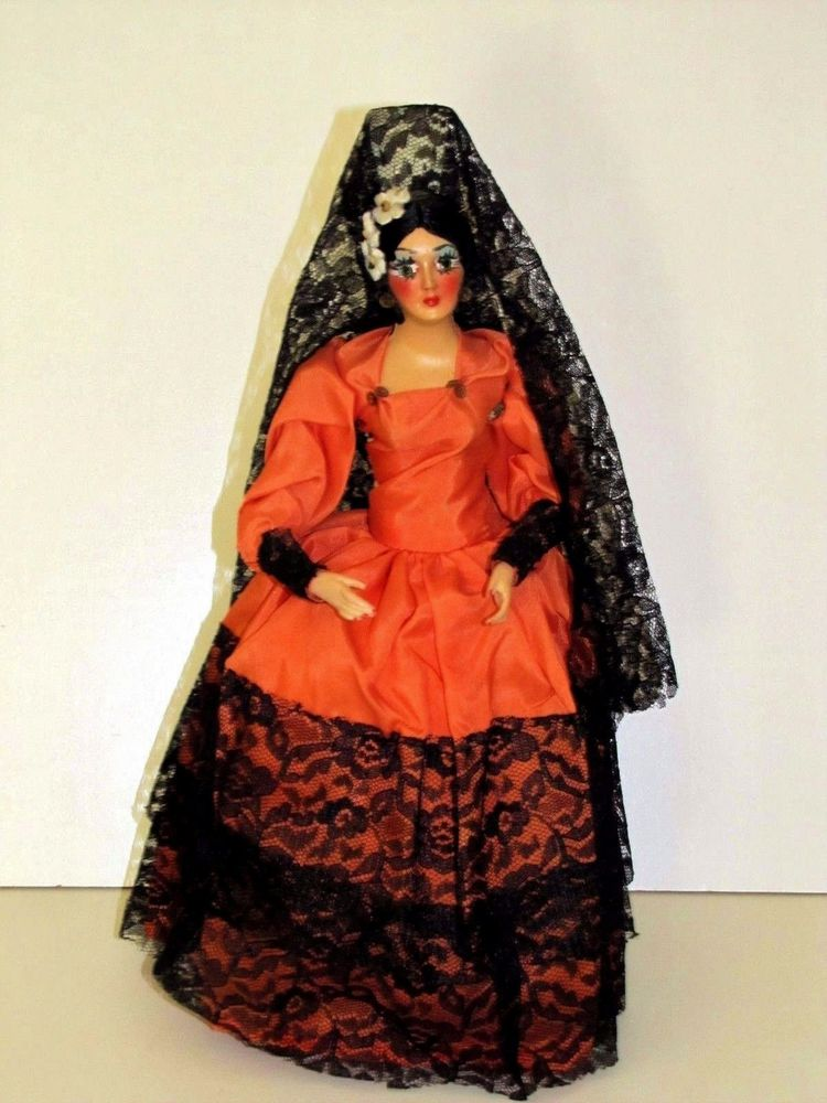 Чувственные куклы фламенко в образе Carmelita Geraghty, фото № 14