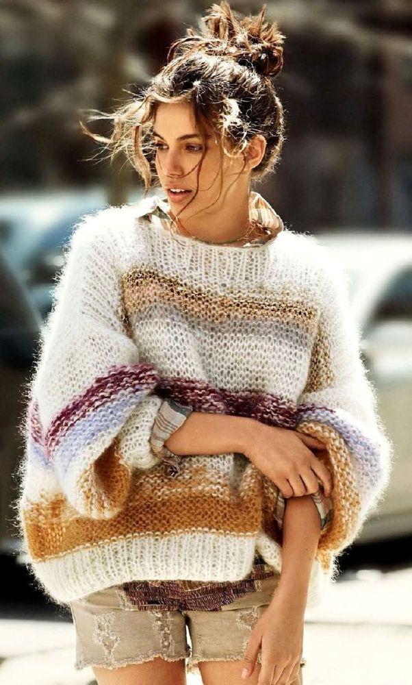 Джемпер, свитер, пуловер — что это? Откуда такие названия и зачем, фото № 40