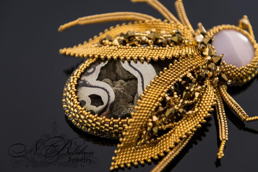 золотой бисер 24к