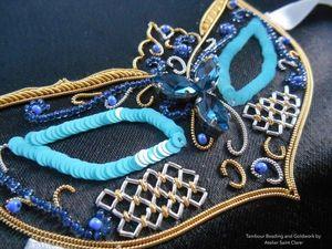 Изысканные образцы вышивки от ателье Saint Clare. Ярмарка Мастеров - ручная работа, handmade.