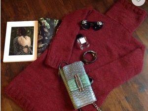 Акция!!! Платье-свитер