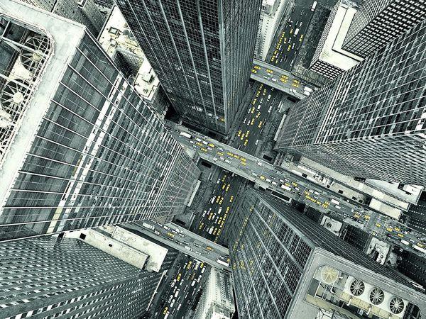 Моменты современного мира: техногенная вселенная глазами Christian Stoll   Ярмарка Мастеров - ручная работа, handmade