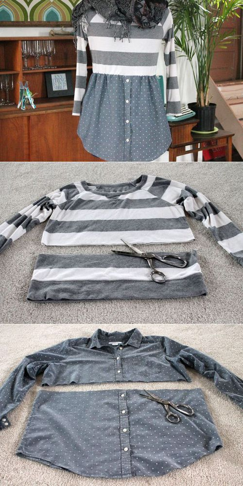 них, вас перешиваем старую одежду в новую фото израильтянами